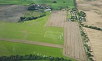 Flugplatz Kammermark Luftbild