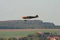 Me-109 Jet Meeting Blomberg