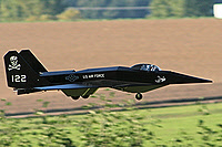 Stealth Modell Jet Meeting Blomberg