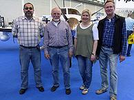 Der neue Vorstand der LSG Lippe-Südost e.V.