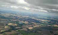 Luftaufnahme Lipperland