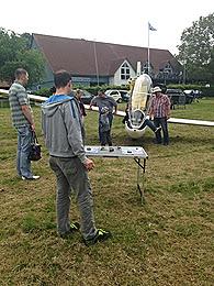 Schiedersee Jubiläum - DG-101 Austellung