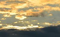 Sonnenwendfliegen 2013 Landung