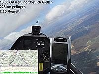 Nordöstlich Gießen