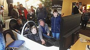 Segelflug-Simulator